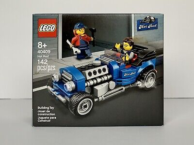 LEGO 40409 Hot Rod *Brand New Factory Sealed* PRISTINE Condition!!