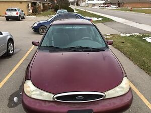 1998 Ford Contour Sedan Will part out
