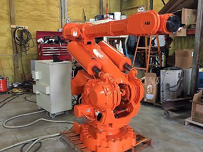 Abb Robot Abb 6400r 2.8150 Kg Robot Fanuc Robot Motoman Nachi Used Robot