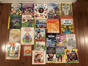 Story & activity books for kids from 1-8 y/o