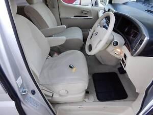 2010 Nissan Elgrand 2.5L 4WD (#0254)