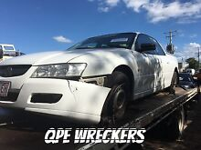Wrecking Holden Crewman 2005 Hemmant Brisbane South East Preview