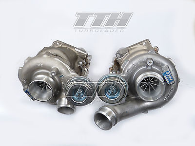 Upgrade Turbolader Mercedes E CLS S CL SL G GL ML GLE 63 AMG 5,5L -850 PS