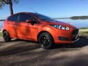 Ford Fiesta WZ Ambiente hatchback 1.5l 5 speed manual Dec 2014 build  Lake Munmorah Wyong Area Preview
