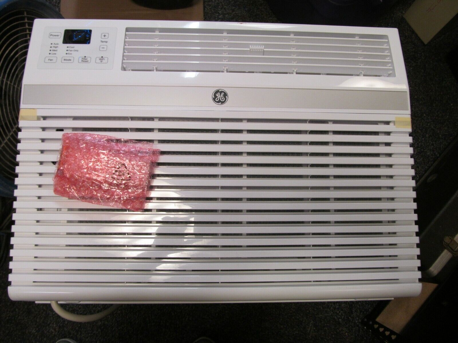 GE Room Air Conditioner AEC12AYL1 Smart AC w/ Wifi & Remote