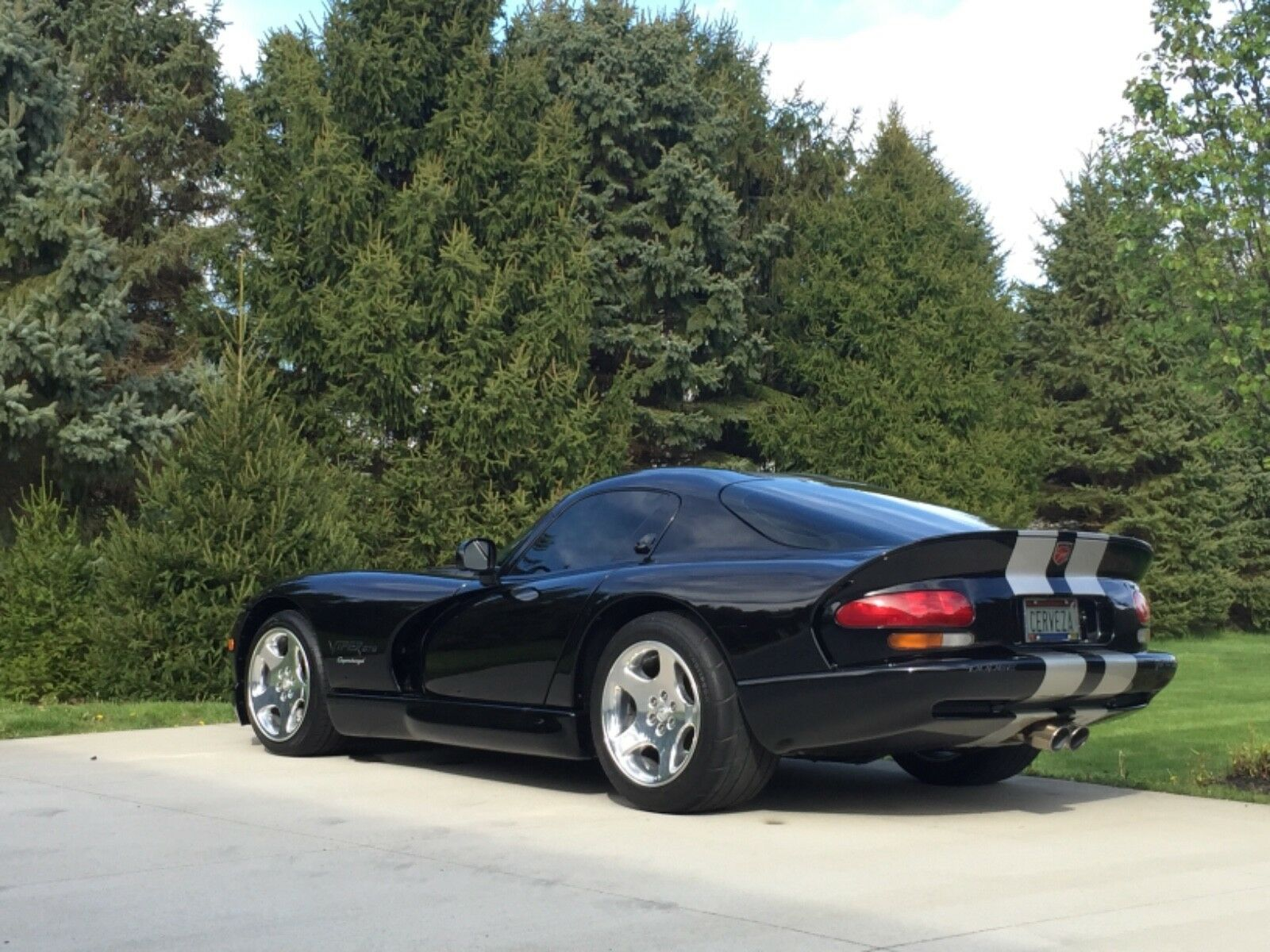1999 Dodge Viper GTS ROE Supercharged