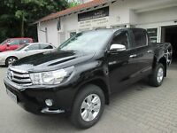 Toyota Hilux 2.4 Comfort  4x4 Doppelkabine-Neues Modell