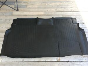 WeatherTech floor liner for Ford F-150