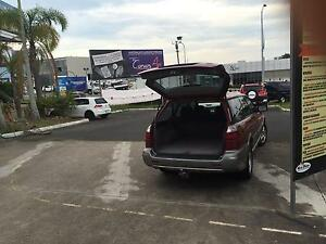 2003 Subaru Outback Wagon Woolloongabba Brisbane South West Preview