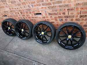 """20"""" 5x120 Holden commodore HSV Pentagon style Green Valley Liverpool Area Preview"""