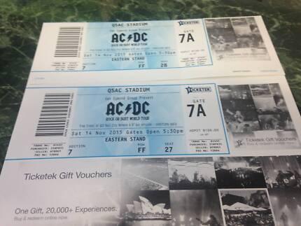 AC/DC Tickets Brisbane Glen Innes Glen Innes Area Preview