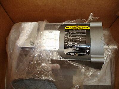 Baldor Reliance Abb Dc Dc Electric Motor Cd3425 .25 14 Hp 1750rpm 3a Oem New