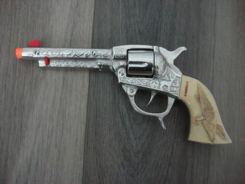 American Cast Iron Toy Cap Gun Kilgore 1940 Era