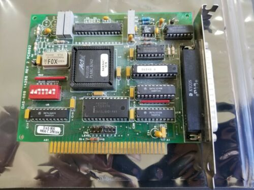 Keithley Instruments DAS-800 14256 Rev2 PC8682 9806/C Multifunction ISA Card wCD