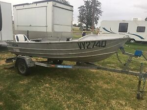 13ft boat and trailer South Maitland Maitland Area Preview