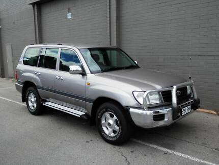 Toyota LandCruiser GXL Turbo Diesel Auto Wagon Blair Athol Port Adelaide Area Preview