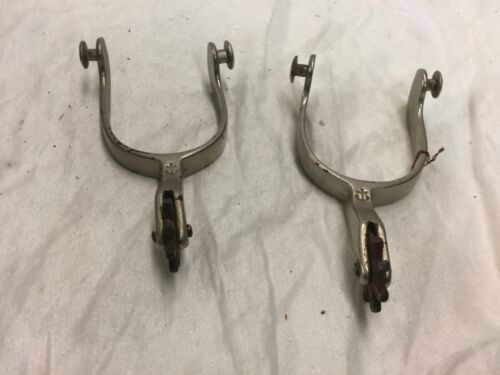 North and Judd Anchor Brand Mark Spurs