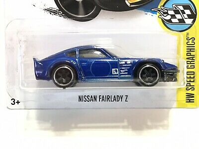 2016 Hot Wheels Nissan Fairlady Z w/Real Riders SUPER CUSTOM #1 Of 1 Kaido House