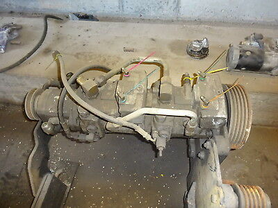 Bobcat 963 Skid Steer Loader Hydrostatic Drive Pump Nice Hydraulic Transmission