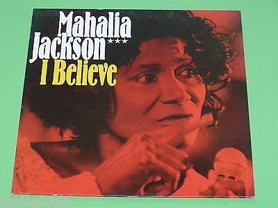 Mahalia Jackson - I Believe# - Arion LP