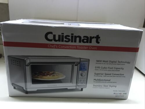 Cuisinart TOB-260N1 Chef's Convection Toaster Oven Stainless Steel