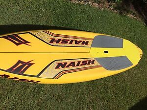 SUP NAISH 12 ft Glide+trolley Mooloolaba Maroochydore Area Preview