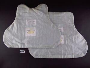 Female Med Body Armor Bullet Proof Resistant Vest Ballistic panels Level 2 II GD
