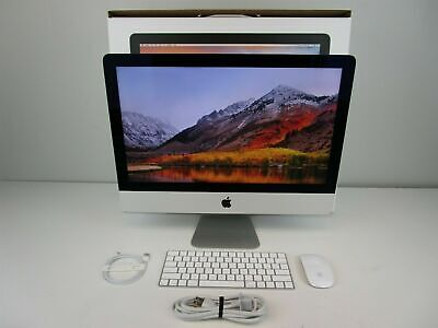 "Apple iMac 21.5"" 4K Retina Late 2015 i7 Quad Core 3.3GHz - 8GB DDR3 1TB Fusion segunda mano  Embacar hacia Mexico"