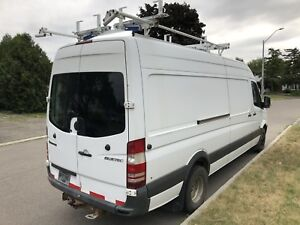 Roof rack for Mercedes Benz Sprinter