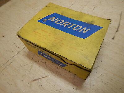 New Box Of Norton Metal Lathe Tool Post Id Grinder Grinding Wheels W 38 Bore