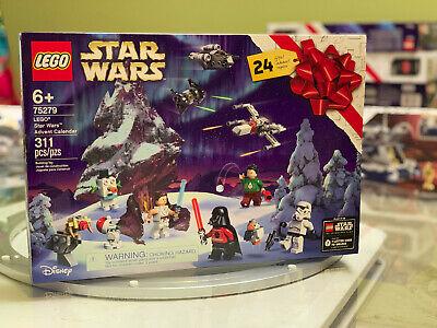 LEGO Disney Star Wars Advent Calendar 75279 Building Kit UNOPENED AND SEALED!