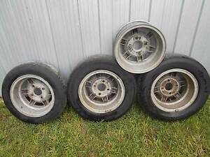 4 X 12 INCH ALLOY WHEELS Willoughby East Willoughby Area Preview