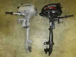 LOOKING FOR small outboard