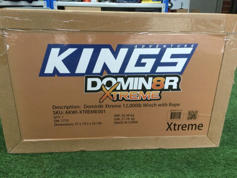 Domin8r Xtreme Winch New | Other Parts & Accessories