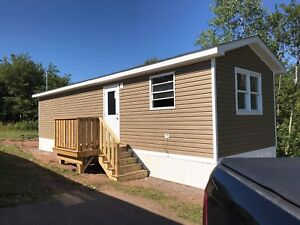 New 1 Bedroom Mobile Home (Need Gone!)