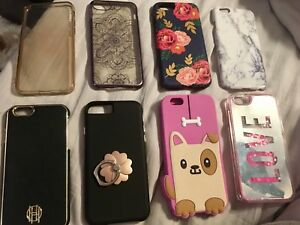 8- iPhone 6 cases for $20!