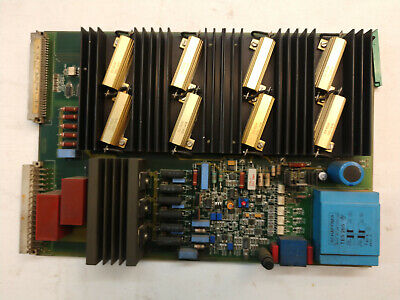 Charmilles Robofil 310 Wire Edm Power Unit 851 7490 D