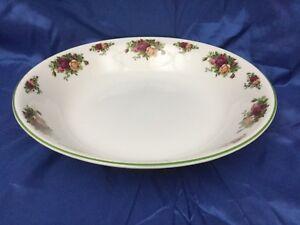 "Royal Albert "" Old Country Roses"" , Large Pasta Bowl/ Salad Bowl"