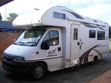 Jayco Conquest Motorhome Tweed Heads 2485 Tweed Heads Area Preview
