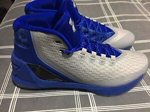 Curry 3 Size 11