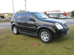 2006 Ssangyong Rexton RX270 Limited 4X4 Turbo Diesel LOW KM - 7 SEAT SUV Wangara Wanneroo Area Preview