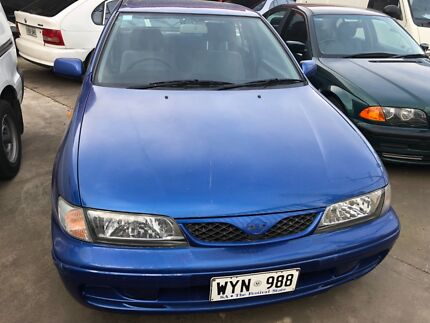 1998 Nissan Pulsar, Automatic, Drives very Well, $1999 Pooraka Salisbury Area Preview