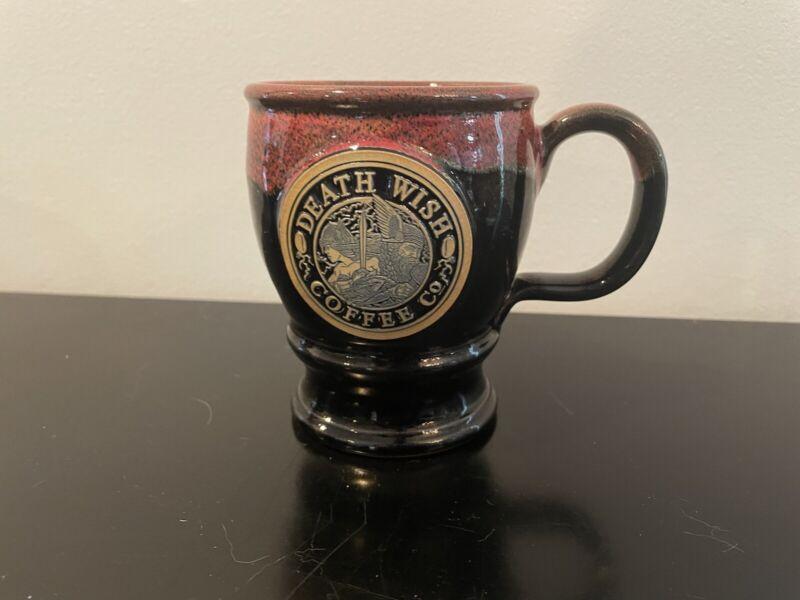 Death Wish Coffee Mug (Thor/Valkyrie) Thanksgiving Day Mug Mint