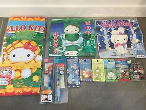 Hello Kitty Japan/Japanese limited area's goods brand new!$30(was$50) Yeronga Brisbane South West Preview
