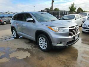 2014 Toyota Kluger GX SUV AUTO 7 SEATER Williamstown North Hobsons Bay Area Preview