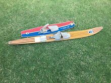 Collectible waterskis for sale Edgeworth Lake Macquarie Area Preview