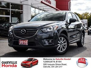 2016 Mazda CX-5 GS AWD at 1-Owner|Clean Carproof|Blind-Spot|Back