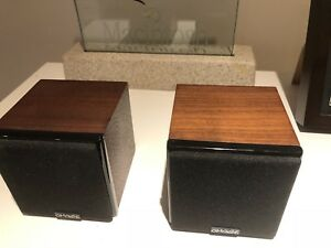 Omage  bookshelf speakers 100 watts