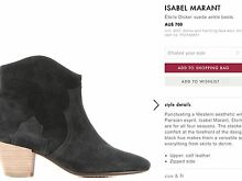 Isabel Marant ankle boots. Mullumbimby Byron Area Preview