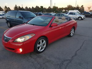 2005 Toyota Camry Solara SLE  (((LIKE NEW))) BY APPOINTMENT
